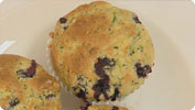 Lemon, Blueberry and Poppy Seed Muffins