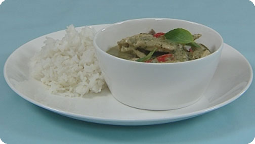Gizzi's Thai Green Curry - The Genuine Article